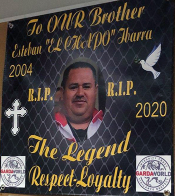 R.I.P. Brother